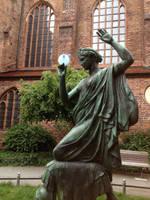 Statue by Helz-Design