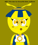 Masika Rab underboob by gamerrobot