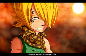 Fairy Tail Jackal Rework by JackalEteriasu