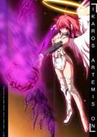 Sora no Otoshimono Ikaros Artemis by JackalEteriasu