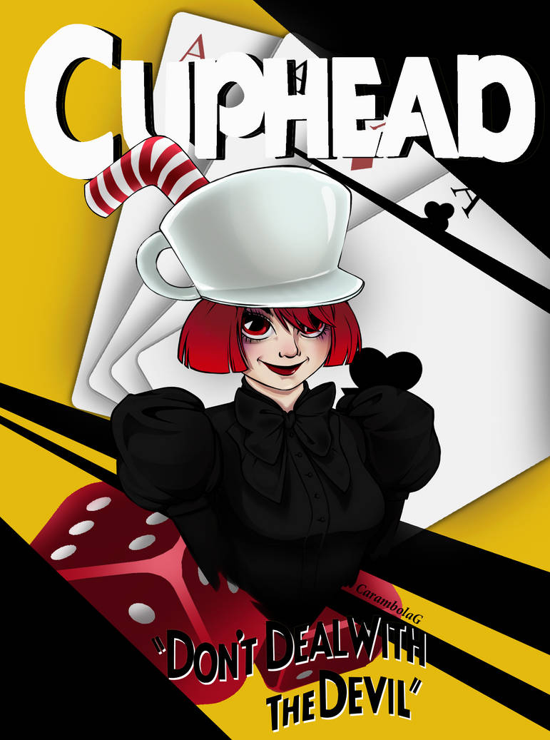 Cuphead by CarambolaG