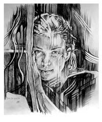Woman by Vino-grad