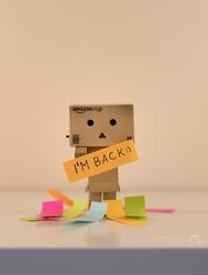 I'm back! :-) by Hemaka86