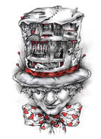 Mad Hatter by DZIU09