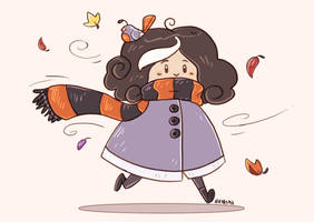 It is Fall by Daguu
