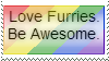 Furry Stamp by Januaryhoty