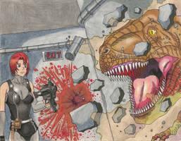 Dino Crisis by Raijin-1378