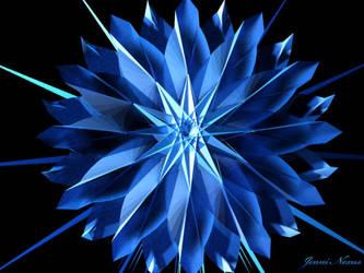 Ice Flower by JenniNexus