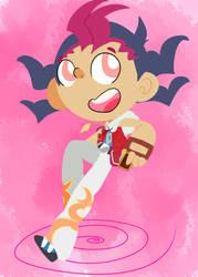 Yuma Tsukumo from Zexal by Trash-queen-puffy