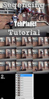 Photoshop Sequencing Tutorial by Tehplane