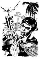 Scarface Ink by nelsoncosentino