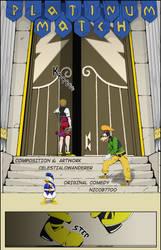 Platinum Match - Nico Comic - Part 1 by Celestial0Wanderer