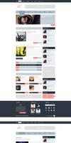 Shine, WordPress - SOLD by trkwebdesign