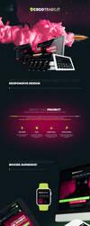 CSGOTRADE.IT - Responsive Secure Marketplace by trkwebdesign