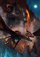 Dragon by Ming1918