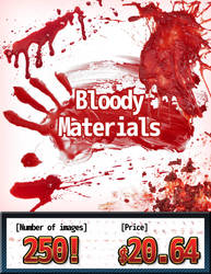 Bloody Materials by KickTyan