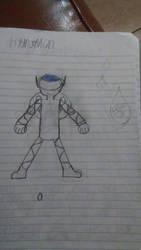 My hero Academia oc: Hydro man by bepop34