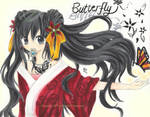 Butterfly... by TheDevilOfTomorrow