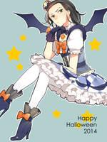 Halloween loki by emusuke