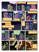 FiM TNtMD - Page 108: The Heroes are Chosen by ArofaTamahn