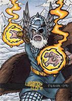 Odin by tonyperna