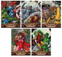 Iron Man 2 Artist Proofs 4 by tonyperna