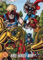 KSW Avengers Mandroids AP by tonyperna
