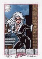 Black Cat Dangerous Divas by tonyperna