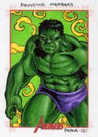 Hulk - MGH by tonyperna
