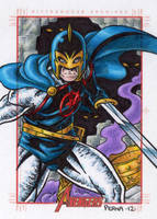 Black Knight - MGH by tonyperna