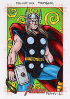 Thor - MGH by tonyperna
