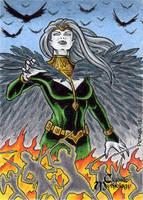 The Morrigan - Classic Mythology by tonyperna