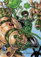 DC Comics 'The New 52' - Green Lantern by tonyperna