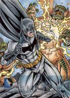 DC Comics 'The New 52' - Batman by tonyperna