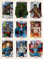 Marvel Bronze Age - Supernaturals by tonyperna