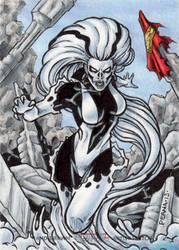 DC: Women of Legend - Silver Banshee by tonyperna