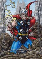 Thor - Marvel Premier 2 by tonyperna