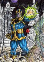 Thanos - Marvel Premier 2 by tonyperna