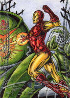 Iron Man - Marvel Premier 2 by tonyperna