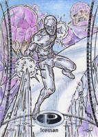 Iceman - Marvel Premier 2 by tonyperna