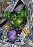 Hulk - Marvel Premier 2 by tonyperna
