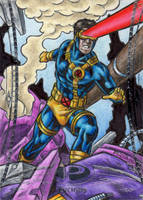 Cyclops - Marvel Premier 2 by tonyperna