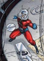 Antman - Marvel Premier 2 by tonyperna