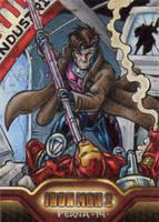 Iron Man 2 Artist Proof - Gambit by tonyperna