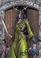 Hel - Classic Mythology III by tonyperna