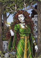 Elen - Classic Mythology III by tonyperna