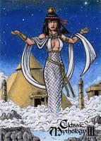 Nut - Classic Mythology III by tonyperna