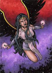 DC: Bombshells 2 - Dawnstar by tonyperna