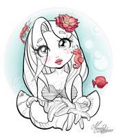 Little mermaid_Maria_Latorre by marialatorreart