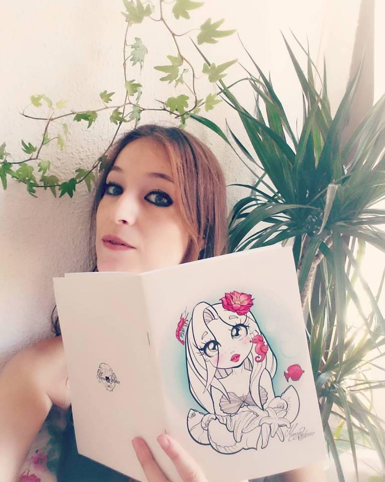 Notebook! maria_latorre by marialatorreart